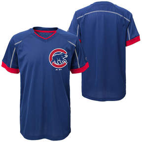 Majestic Mlb Emergence Chicago Cubs, T-Shirt Little Boys(4-7)