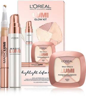 L'Oreal True Match Lumi Face Kit