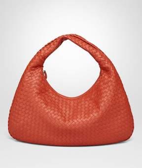 Bottega Veneta Terracotta Intrecciato Nappa Large Veneta Bag