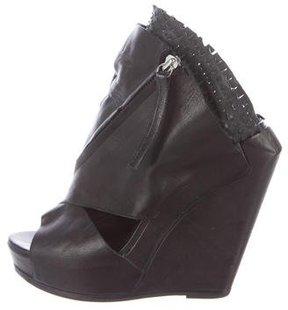 Cinzia Araia Anne Platform Wedge Sandals