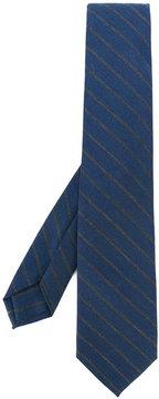 Barba diagonal stripes tie