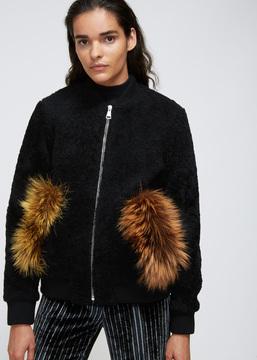 Aalto Leather Shearling Jacket