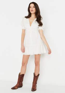 Buffalo David Bitton Prairie Dress – White