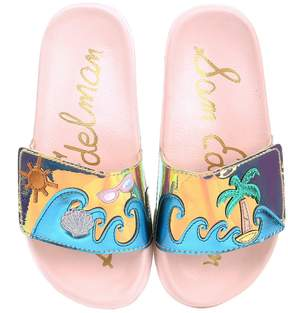Sam Edelman Girls' Mackie Beachy Slides
