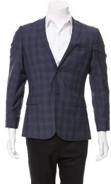 J. Lindeberg 2016 Hopper Super 100'S Virgin Wool Blazer w/ Tags