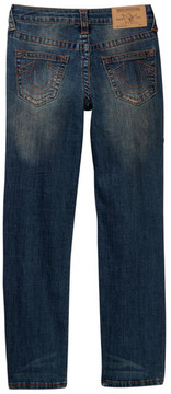True Religion Slim Straight Leg Jeans (Big Boys)