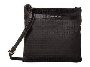 Tommy Hilfiger Abington Large North/South Crossbody Cross Body Handbags