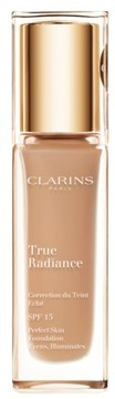 Clarins 'True Radiance' Spf 15 Perfect Skin Foundation - Amber