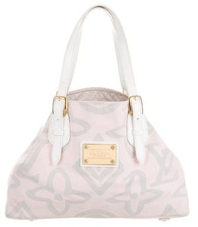 Louis Vuitton Tahitienne Cabas PM - GREY - STYLE