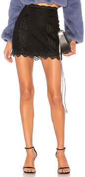 Lovers + Friends Raissa Mini Skirt