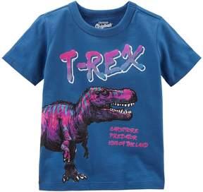 Osh Kosh Oshkosh Bgosh Boys 4-8 T-Rex Graphic Tee