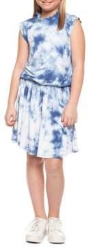 Dex Girl's Tie-Dye Romper