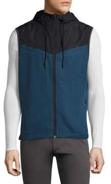 MPG Circuit Tech Hooded Vest