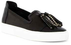 Rachel Zoe Bern Tassel Slip-On Sneaker
