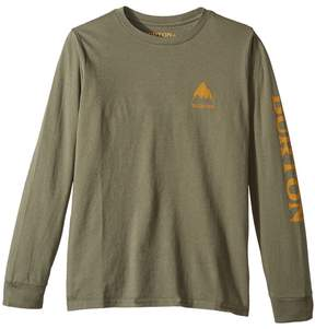 Burton Elite Long Sleeve T-Shirt Boy's T Shirt