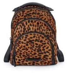 KENDALL + KYLIE Sloane Leopard Backpack