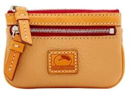 Dooney & Bourke Patterson Leather Small Coin Case - FAWN - STYLE