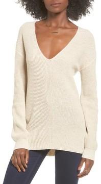 BP Women's V-Neck Sweater