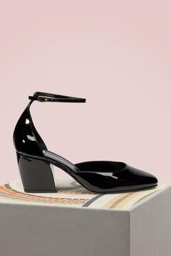 Pierre Hardy Calamity leather pumps
