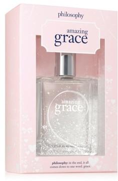 philosophy Amazing Grace Snow Globe Eau De Toilette (Limited Edition)