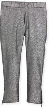 Milly Minis Stretch Lurex Zip Leggings, Size 8-16