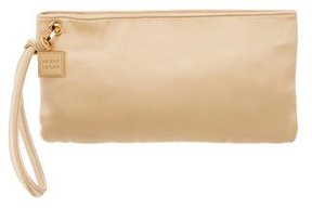 Herve Leger Satin Clutch w/ Tags