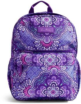 Vera Bradley Lighten Up Just Right Backpack - LILAC TAPESTRY - STYLE