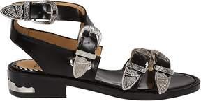 Toga Pulla Quad Buckled Sandals