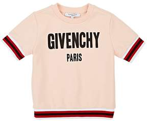 Givenchy Logo-Print Cotton-Blend Terry Sweatshirt