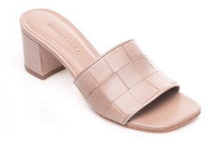 Bernardo Women's Bridget Block Heel Sandal