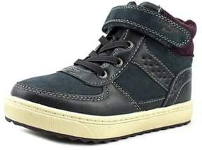 Osh Kosh Felix-b Toddler Round Toe Leather Blue Sneakers.