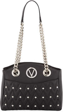 Mario Valentino Valentino By Camelie D Sauvage Shoulder Bag, Black