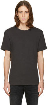 Rag & Bone Black Standard Issue T-Shirt