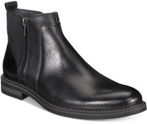Alfani Men's Jayce Textured Chelsea Boots, Created for Macy's Men's Shoes