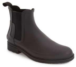 Hunter Men's Refined Waterproof Chelsea Boot
