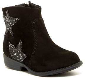 Mia Dazzle Ankle Boot (Toddler)