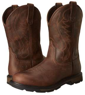 Ariat Groundbreaker Pull-On Cowboy Boots
