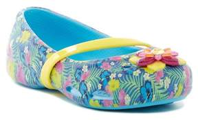 Crocs Lina Graphic Floral Slip-On (Toddler & Little Kid)