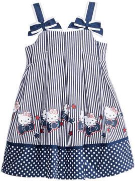 Hello Kitty Seersucker Dress, Toddler Girls