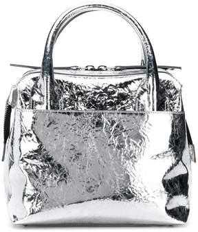 MM6 MAISON MARGIELA crinkle shoulder bag