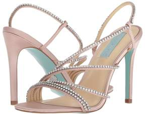 Betsey Johnson Blue by Aces High Heels