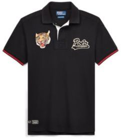 Ralph Lauren The Collegiate Polo Shirt Polo Black Xs