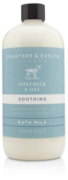 Crabtree & Evelyn Goatmilk & Oat Soothing Bath Milk