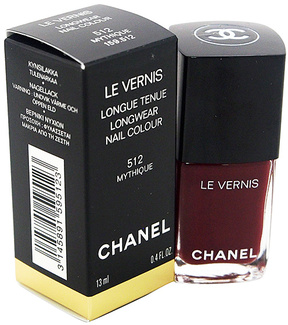 Mythique Le Vernis Long Wear Nail Color