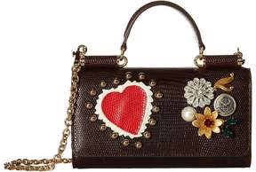 DOLCE-&-GABBANA - HANDBAGS - WOMENS-TECH-ACCESSORIES