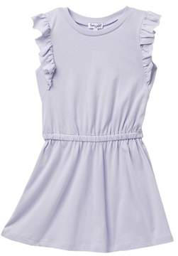 Splendid Ruffle Tank Dress (Little Girls)