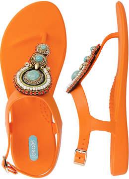 OKA b. Mandarin Mannie Sandal - Women