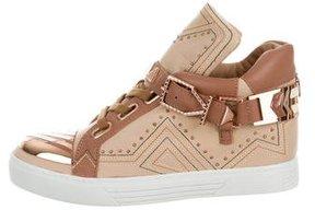 Ivy Kirzhner Lunar High-Top Sneakers w/ Tags