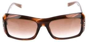 Marc Jacobs Gradient Logo Sunglasses