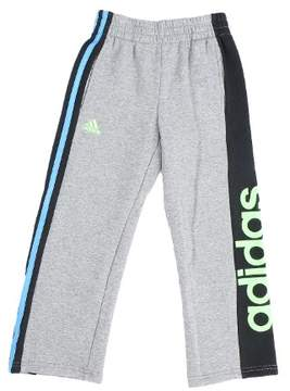 adidas Little Boys' Action Block Fleece Pants